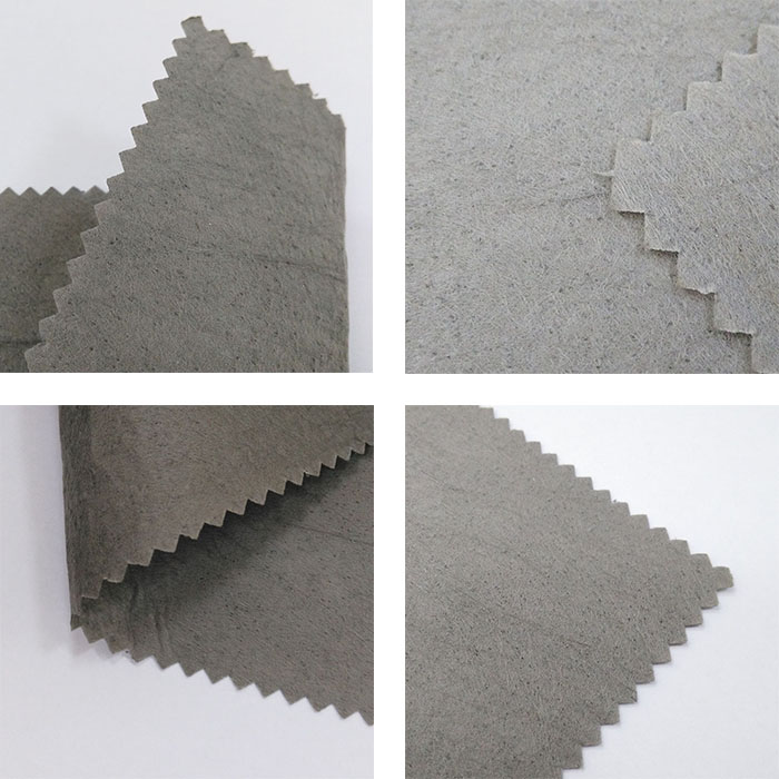 Non woven geotextile for filtration