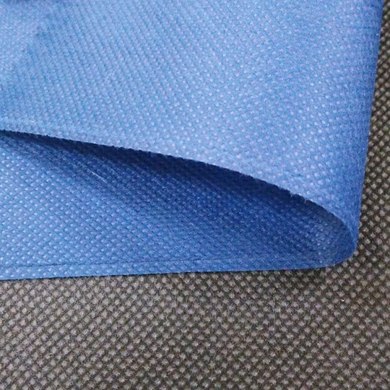 Biodegradable non woven fabric